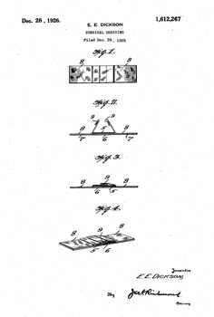Band-Aid Patent