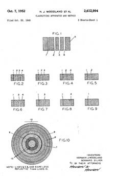 Bar Code Patent