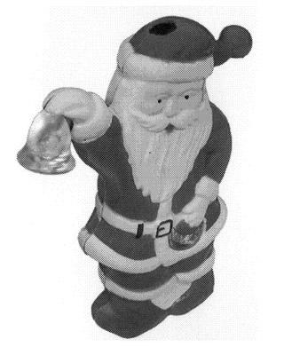 Santa Claus Lighter