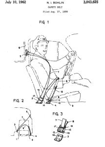 first-seat-belt-patent