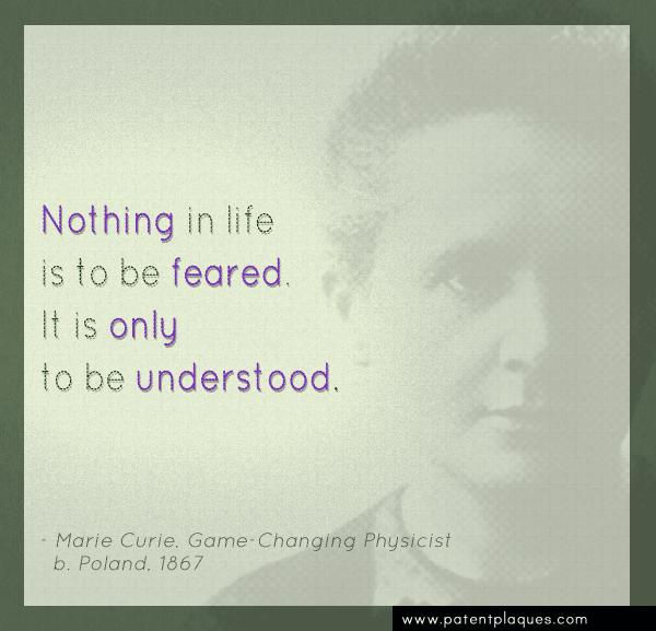 Marie Curie, Poland