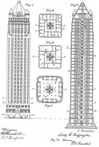 Leroy Buffington, Patent 383170
