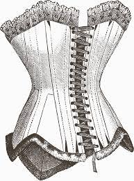 Corset Clasp Patent Example - Whitcomb L. Judson