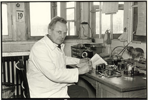 Oskar Barnack - The Father of 35mm Photography